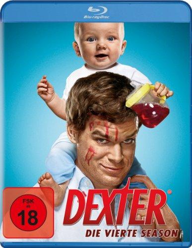 Dexter - Die vierte Season [Blu-ray]