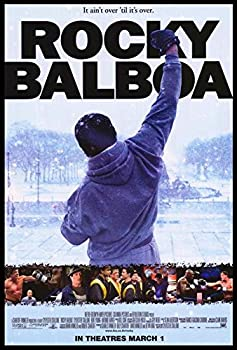 Rocky Balboa Movie POSTER 27 x 40 Sylvester Stallone Burt Young A MADE IN THE U.S.A.