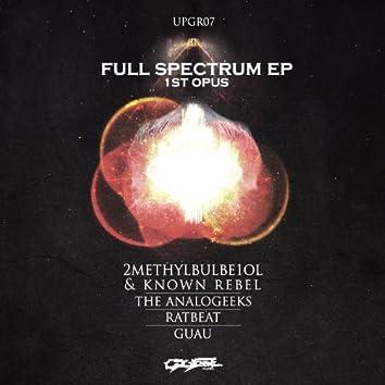 Full Spectrum EP 1st Opus