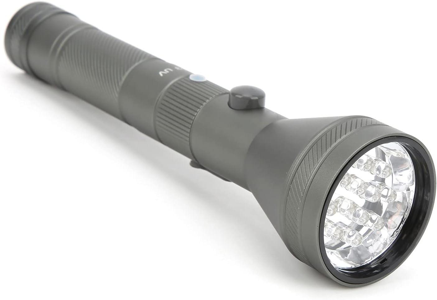 Deevay UV Flashlight Waterproof USB Rechargeable Detector for De Tulsa Mall mart