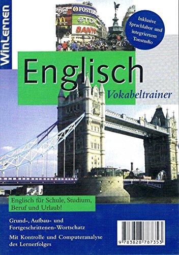 WinLernen - Englisch Vokabeltrainer. Englisch für Schule, Studium, Beruf und Urlaub!