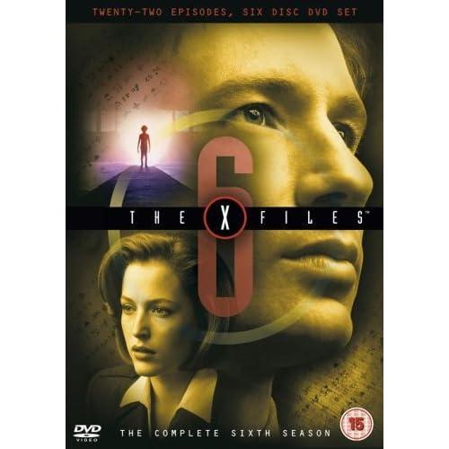 X-Files Season 6 (6 Dvd) [Edizione: Regno Unito] [Edizione: Regno Unito]