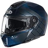 HJC RPHA 90S Carbon Balian Helmet (Medium) (Blue Carbon)