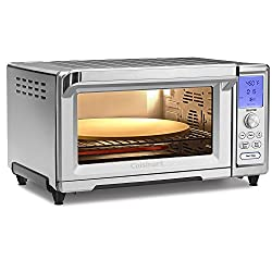 Cuisinart TOB-260N1 Chef's Convection Toaster Oven, Stainless Steel design