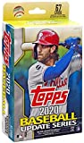 2020 Topps Update Series 3 MLB Baseball Factory Sealed Hanger Pack Box 67 Cards in All Chase Randy Arozarena Rookie Cards in Tampa Bay Rays Uniform Chase Ret... rookie card picture
