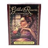 LUCYPAPASHOW Gilded Reverie Lenormand: Mit 8 Zusatzkarten Und Booklet (Deutsch) Karten – 9. Oktober 2017