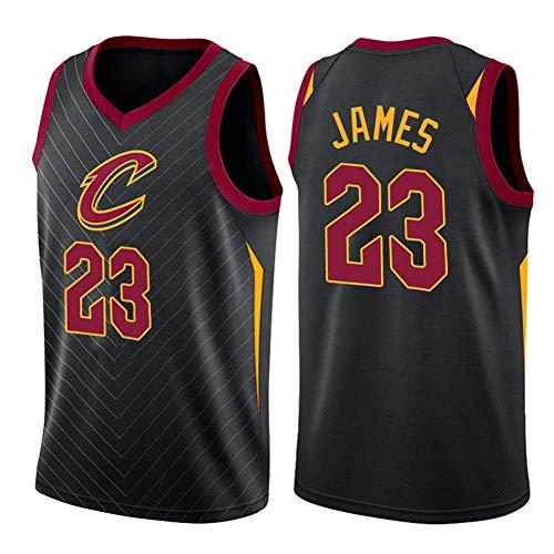 XGMJ playera de baloncesto para hombre, Cleveland Cavaliers