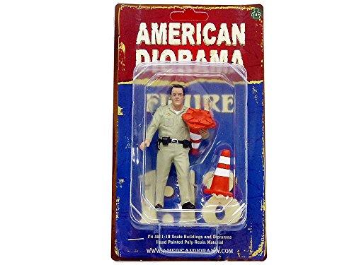 American Diorama 77464 figuur politie serie Highway Patrol - 2 - schaal 1/18