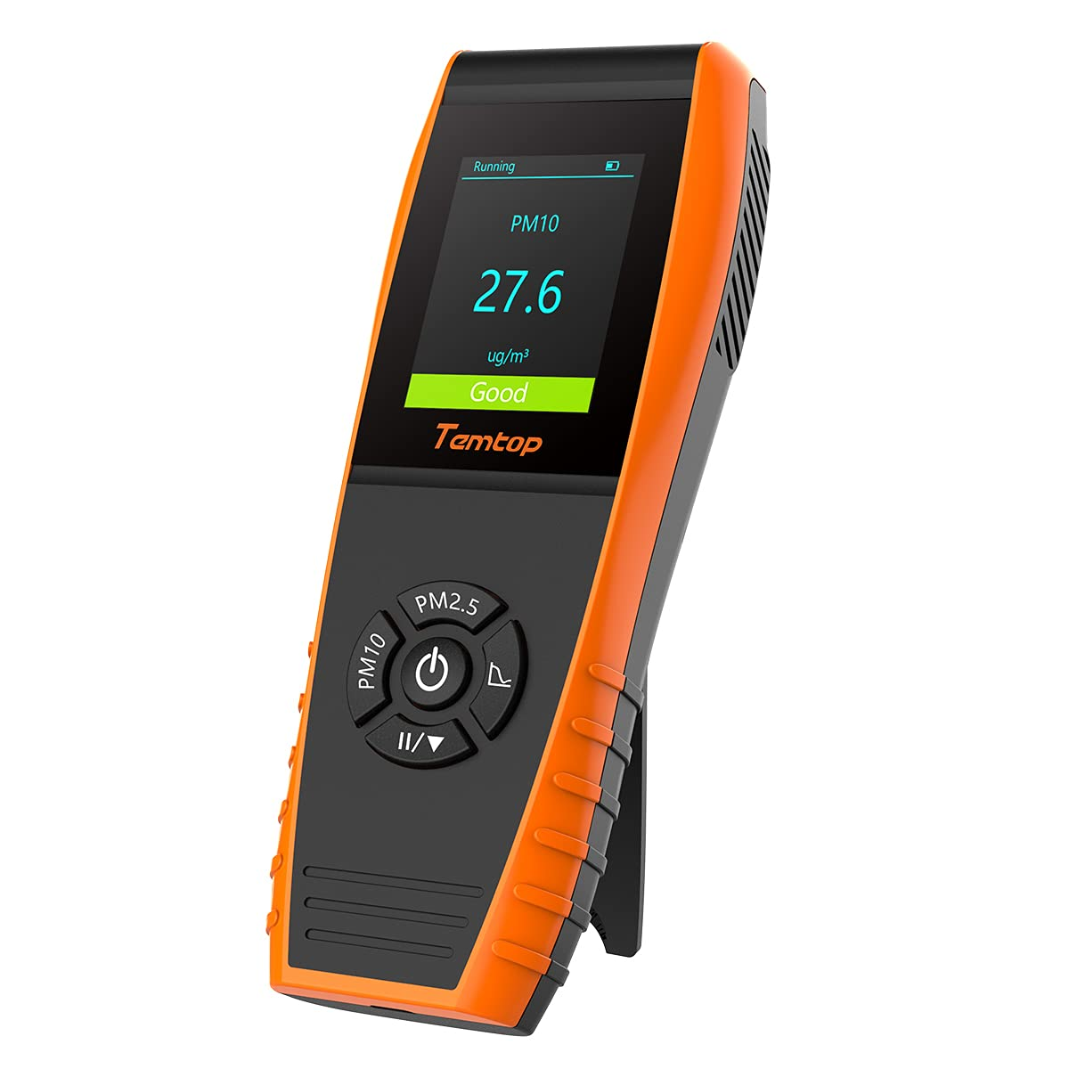 Temtop P600 Max 77% OFF Air Quality Monitor Sensor Cheap mail order specialty store Particle PM2 Professional