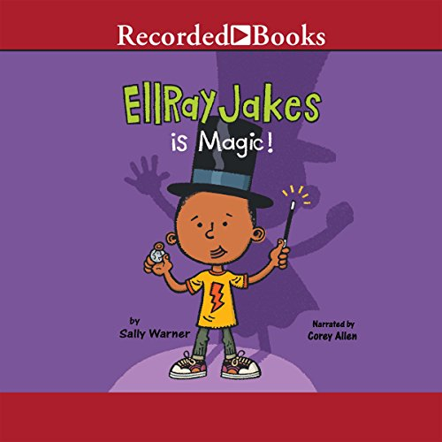 EllRay Jakes Is Magic audiobook cover art
