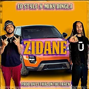 Zidane (feat. Miky Ding la)