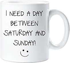 day between saturday and sunday