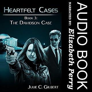 Heartfelt Cases, Book 3 audiobook cover art