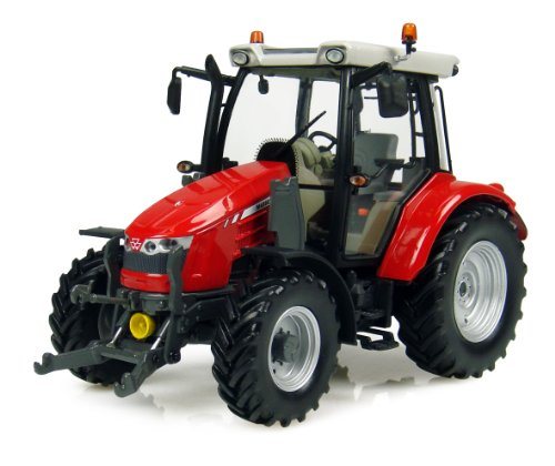 Universal Hobbies - UH4166 - Modélisme - Tracteur Massey Fergusson 5610 - 2012