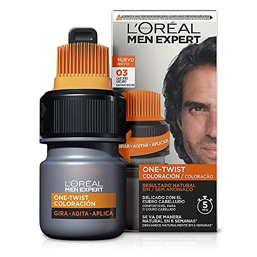 L'Oreal Men Expert One Twist Tinte Semipermanente para...