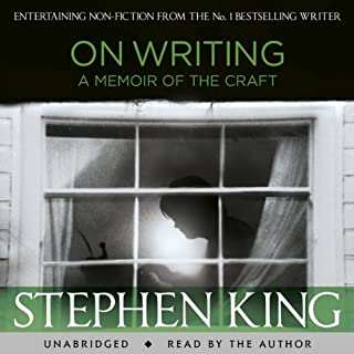 On Writing                   By:                                                                                                                                 Stephen King                               Narrated by:                                                                                                                                 Stephen King                      Length: 7 hrs and 59 mins     315 ratings     Overall 4.7