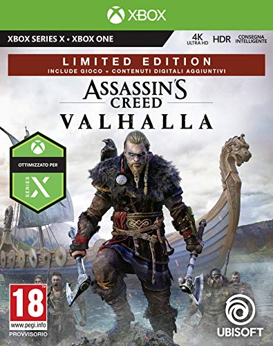 Assassin's Creed Valhalla - Limited [Esclusiva Amazon] - Xbox One