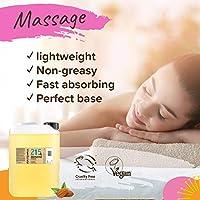 Naissance Mandorle Dolci Naturale 5L – Vegan, senza OGM – Ideale per la cura della Pelle e dei Capelli, l'Aromaterapia e come olio da Massaggio di base #1