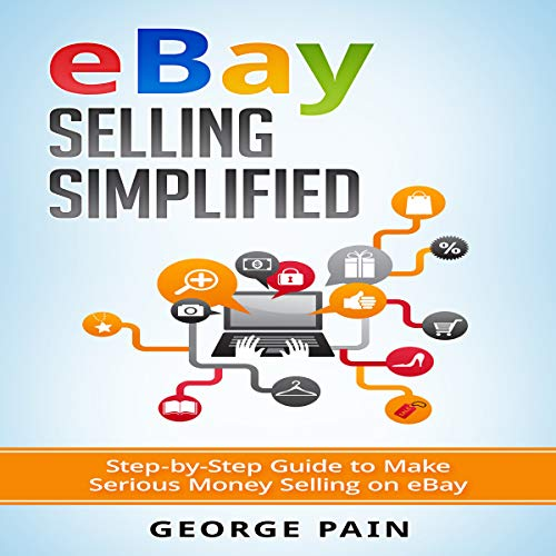 eBay Selling Simplified, Book 1 audiobook cover art