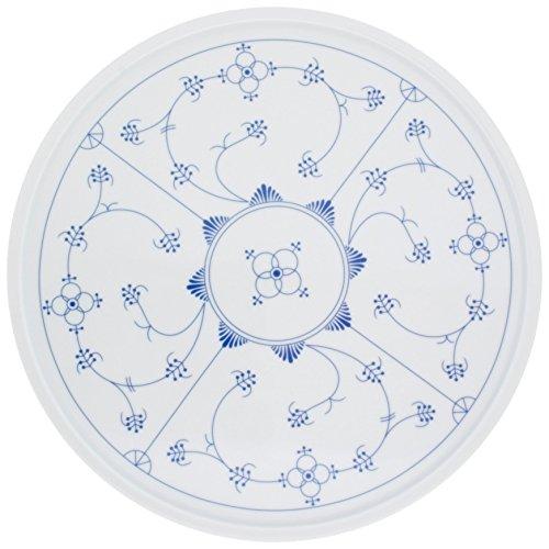 Kahla 203321A75019C Blau Saks Platte/Tortenplatte, 31 cm