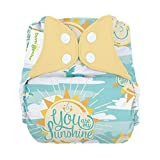 bumGenius Freetime All-in-One One-Size Snap Closure Cloth Diaper...