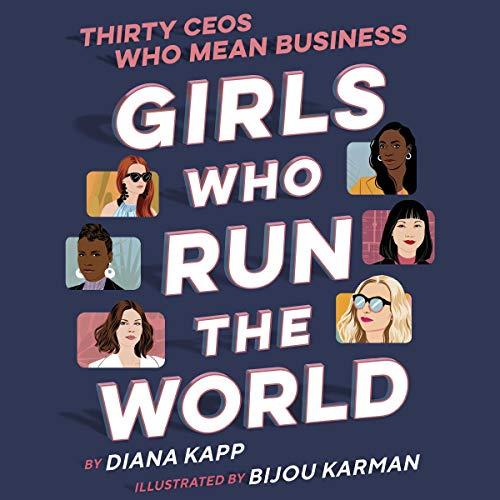 Girls Who Run the World audiobook cover art