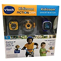 Vtech Kidizoom スマートウォッチ アクションカムセット 男の子用