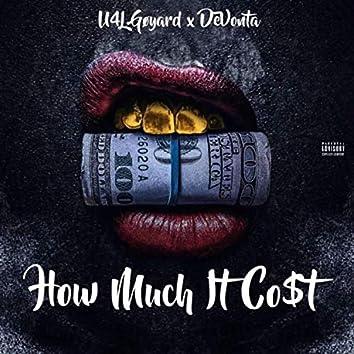 How Much It Cost (feat. U4l Goyard)