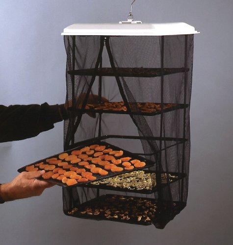 Hanging Raw Food Dehydrator - Solar...