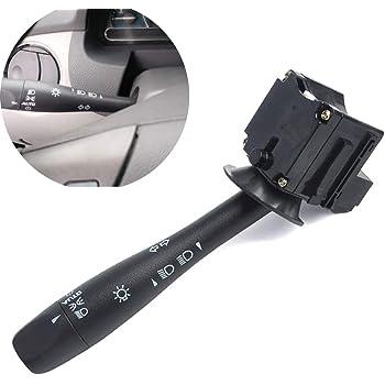 Turn Signal Switch Replacement fit for 2005-2010 Chevrolet Cobalt 2007-2009 Chevrolet Equinox 2007-2010 Pontiac G5 2005-2006 Pontiac Pursuit 2006-2009 Pontiac Solstice 10362761 15258881