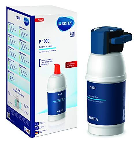 BRITA P1000 - Filtro de Agua para grifo con recambios para 12...