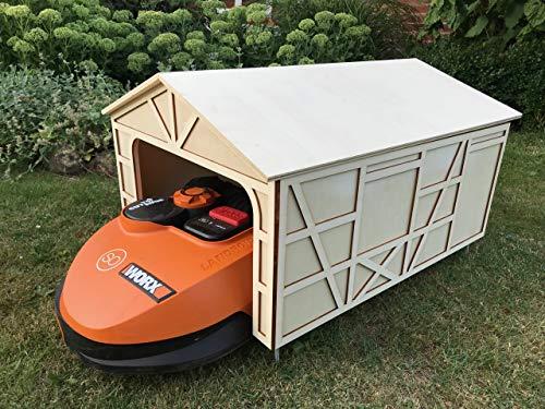 Mähroboter Garage Rasenmäher Roboter Bausatz Landroid