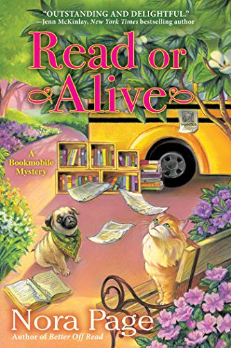 Read or Alive: A Bookmobile Mystery