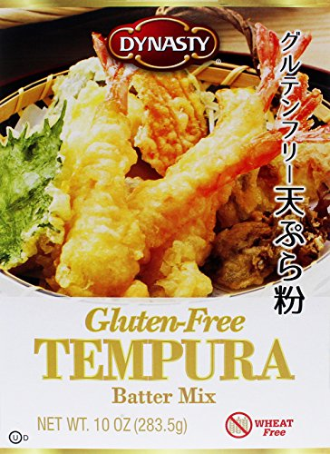 Dynasty Gluten Free Tempura Batter Mix, 10 Ounce