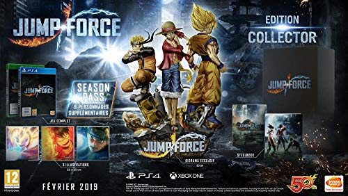 Jogo Jump Force Collector's Edition Xbox One