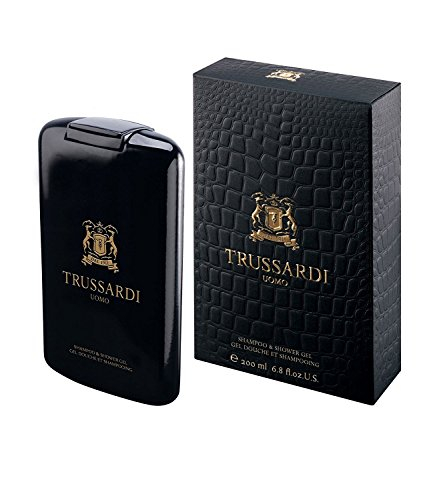 Trussardi 1911 Uomo homme/men, Shampoo & Shower Gel, 1er Pack (1 x 200 ml)