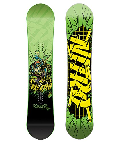 Nitro Kinder Freestyle Snowboard Ripper Wide 149