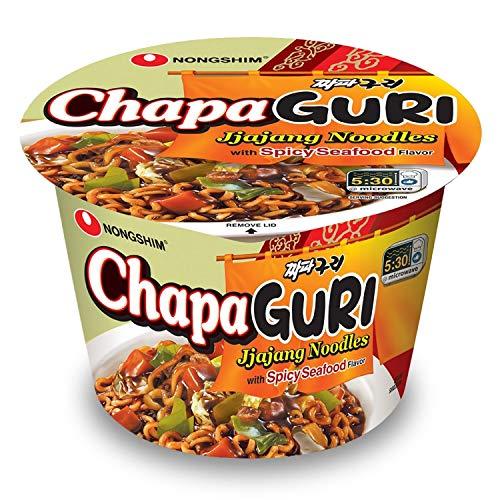 Nongshim Chapaguri Spicy Rom Don Jjajang Cup of...