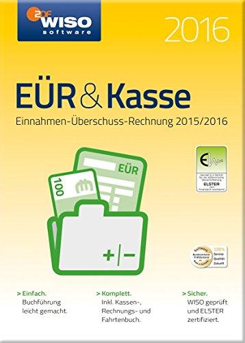 WISO EÜR und Kasse 2016 (frustfreie Verpackung)