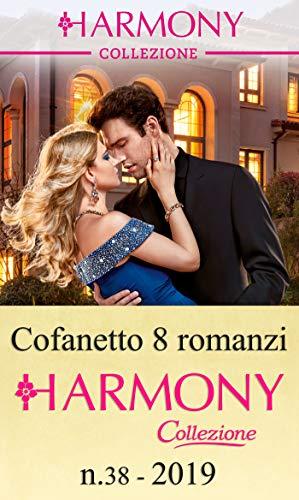 Cofanetto 8 Harmony Collezione n.38/2019