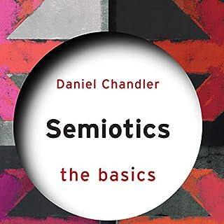 Semiotics: The Basics cover art