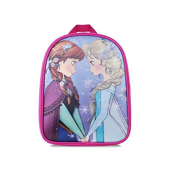 51Nd08eKqcL. SS600  - Disney Frozen Together Mochila Infantil 31 Centimeters 7 Rosa (Pink)