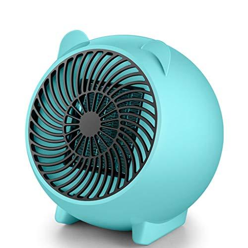 Cajolg Zvvvst Handy Heater draagbare elektrische oven, oververhittingsbeveiliging, laag stroomverbruik, elektrische verwarming, stopcontact