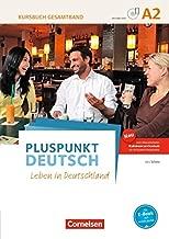 Pluspunkt Deutsch A2: Gesamtband - Allgemeine Ausgabe - Kursbuch mit interaktiven Übungen auf scook.de: Leben in Deutschland. Mit Video-DVD
