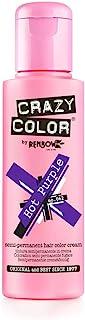 comprar comparacion Crazy Color, Coloración semipermanente (color Hot Purple, nº 62), 100 ml