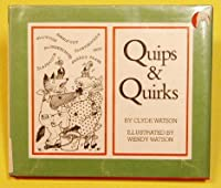 Quips & Quirks 0690007337 Book Cover