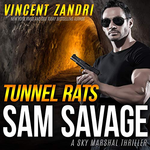 Tunnel Rats audiobook cover art