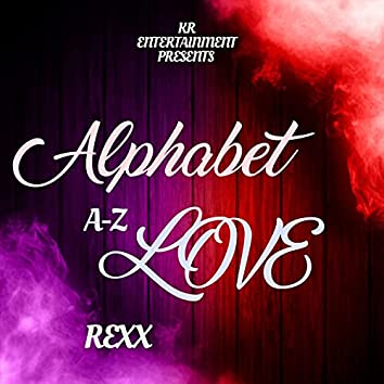 A-Z Alphabet love