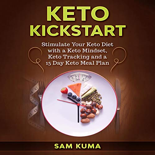 Keto Kickstart cover art