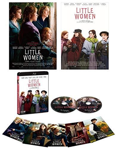 【Amazon.co.jp限定】ストーリー・オブ・マイライフ/わたしの若草物語 ブルーレイ&DVDセット(オリジナルA4ミニポスター 2枚組付) [Blu-ray]